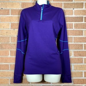 Lucy long sleeve pullover size medium